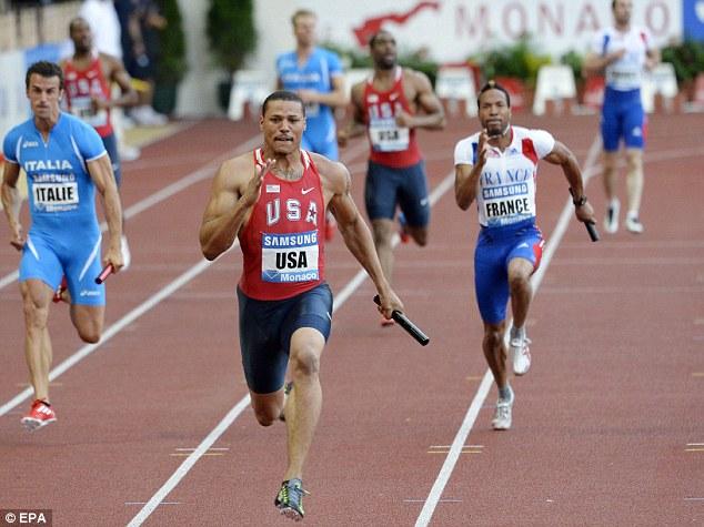Relay Race (Athletics)