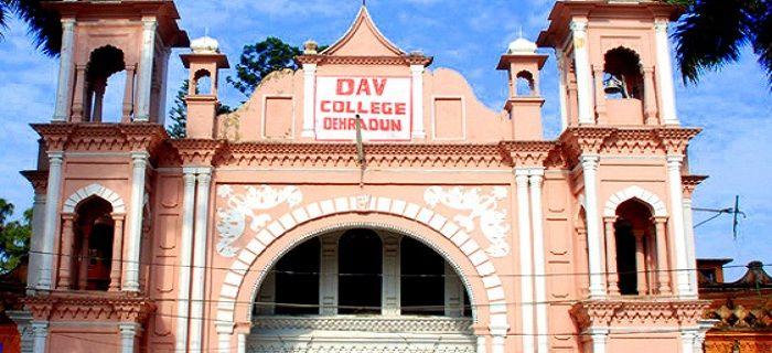 डीएवी देहरादून कॉलेज में फिर बढ़ी पंजीकरण की तिथि
